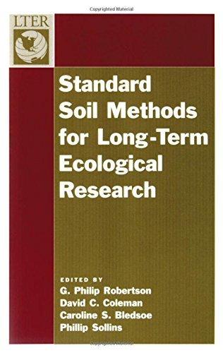 (Standard Soil Methods for Long-Term Ecological Research (Long-Term Ecological Research Network Series) (1999-10-28) )