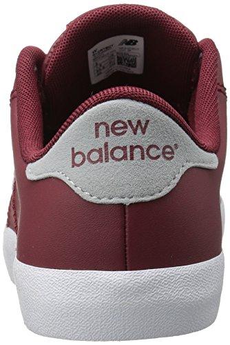 New Balance Junge KLCRTV1Y Kinderschuhe Burgundy/White