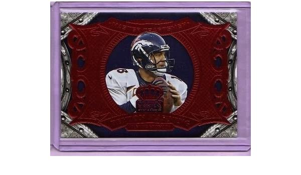 5d29b96e6 Amazon.com  2014 Crown Royale Master Craftsmen Red  MC1 Peyton Manning   Collectibles   Fine Art