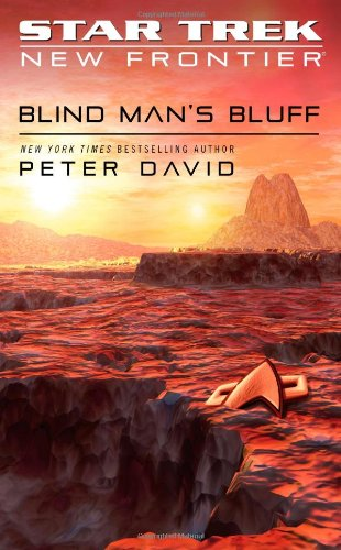 book cover of Blind Man\'s Bluff