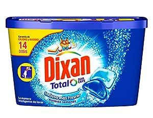 Dixan Duo Caps Detergente en Cápsulas - 14 lavados: Amazon.es ...