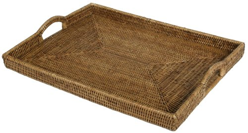Rattan Napkin Holder (Caspari Rattan Rectangular)