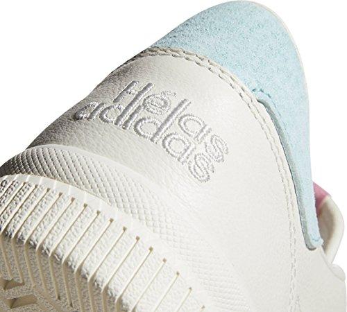 adidas Herren Lucas Premiere X Helas Fitnessschuhe, Weiß weiß (Casbla / Azuosc / Agucla 000)