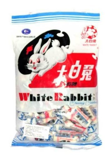 (White Rabbit Creamy Candy- Chinese China Asian International Food)