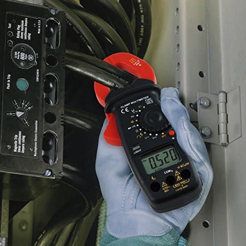 Digitale Pinza Amperometrica Autorange Fase Test Sequenza DC AC Tensione Diodo