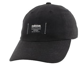 adidas - Gorra para Mujer, Ajustable, diseño de Impulso - 977202, Talla única, Negro: Amazon.es: Deportes y aire libre