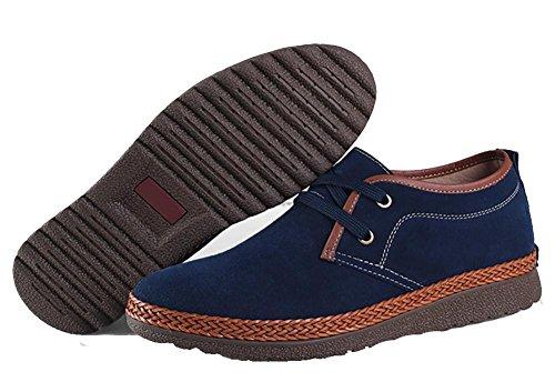 SONGYUNYAN Herren Outdoor-Leder erhöht warme Stiefel , 2 , 39