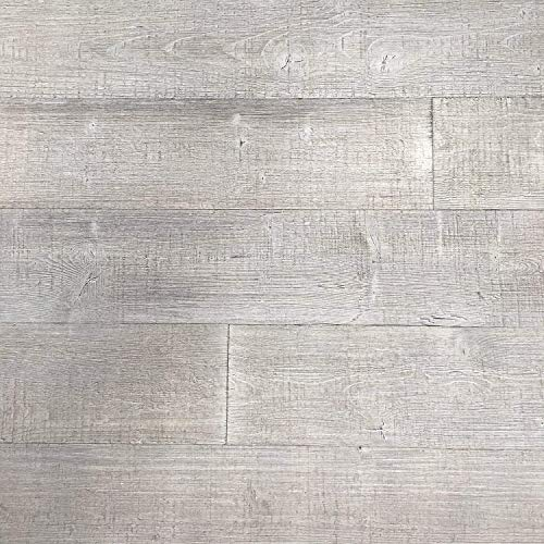 Art3d Peel and Stick Wood Planks for Walls, Light Gray (16 Sq Ft)