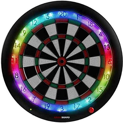 (Gran Board 3 LED bluetooth Dartboard (green))