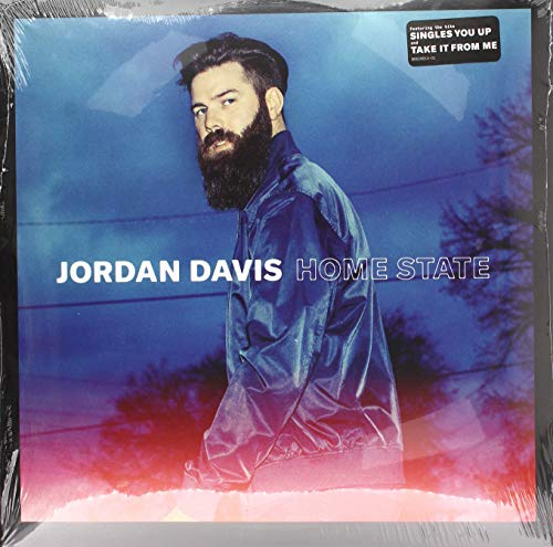 Album Art for Home State by Jordan Davis