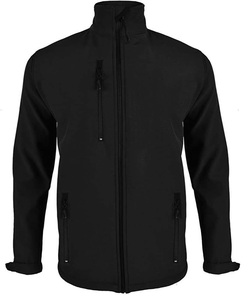 Polo Republica - Chaqueta - para Hombre Negro X-Large: Amazon.es ...