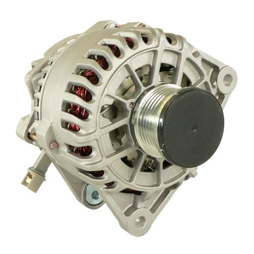 [DB Electrical Afd0148 Alternator for Ford Focus L4 2.0 2.0L 02 03 04 2002 2003 2004 /2M5V-10300-AA, 2M5Z-10346-AB, 2MSU-10300-AA /GL-590] (Ford Focus Spec Clutch)