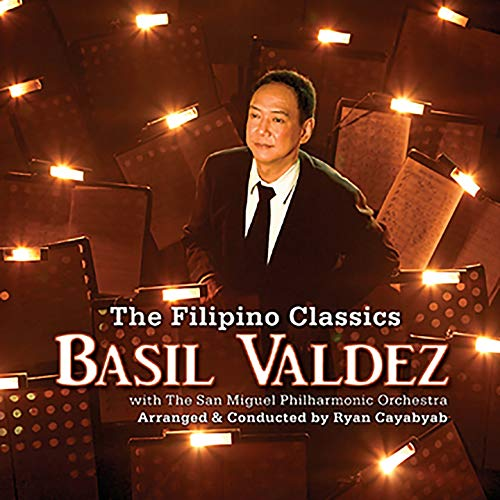 The Filipino Classics with the San Miguel Philharmonic Orchestra ()
