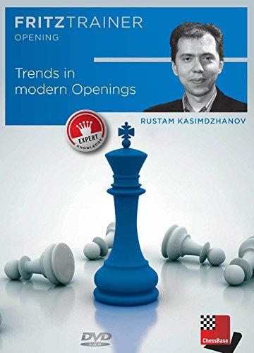 Trends in Modern Openings 2015 – Rustam Kasimdzhanov by The House of Staunton, Inc.