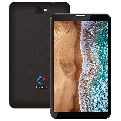 I KALL N4 4G Calling Tablet Dual Sim (7 Inch, 1GB, 8GB) (Black)