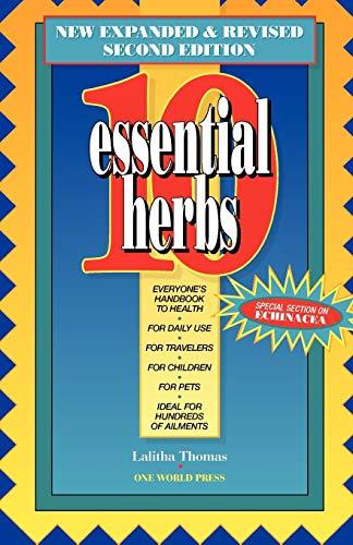 - 10 Essential Herbs