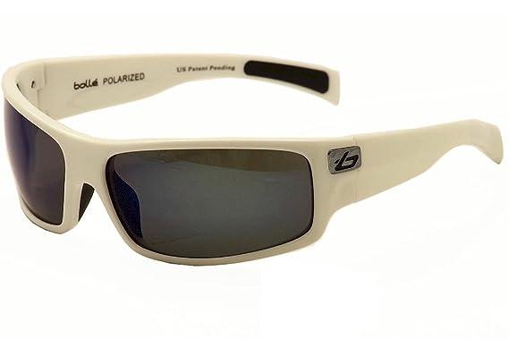 Bollé 11443 Blanco Piranha Wrap Gafas de Sol polarizadas