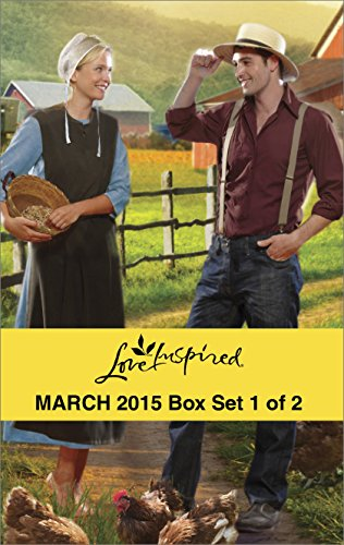 book cover of Love Inspired March 2015 - Box Set 1 of 2