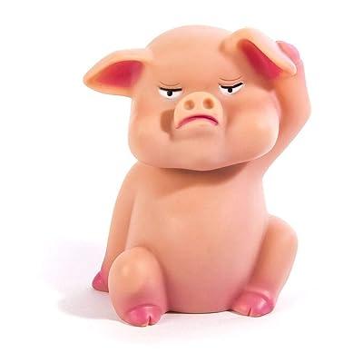 Diet Pig Fridge Weight Loss Aid Diet Piggy Refrigerator Alarm Funny Diet Gifts Talking Refrigerator Toy Pig Diet Aids Cute Weight Loss Products Oinking Alarm Door Sensor Toys Oinks Alarm Gift Idea: Toys & Games