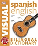 Book cover image for Spanish English Bilingual Visual Dictionary (DK Bilingual Dictionaries)