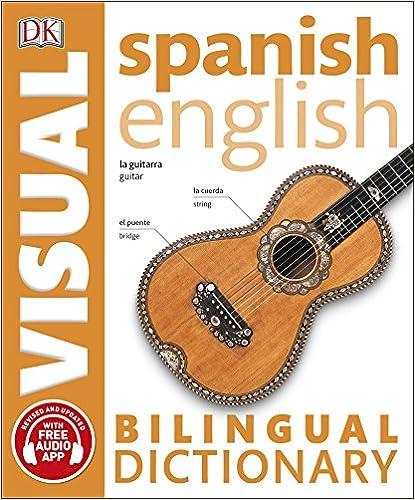 Spanish English. Bilingual Visual Dictionary por Vv.aa. epub