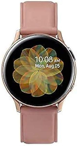 Samsung Galaxy Watch Active 2 - Smartwatch de Acero, 44mm, color Rose Gold, Bluetooth [Versión española]: Amazon.es: Electrónica