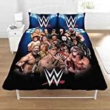 WWE 50 Percent Cotton/50 Percent Polyester Full