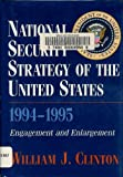 National Security Strategy of the United States, 1994-1995, Bill Clinton, 0028810503