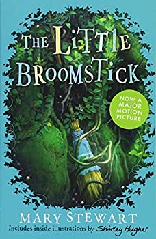 The Little Broomstick by Mary Stewart science fiction and fantasy book and audiobook reviews
