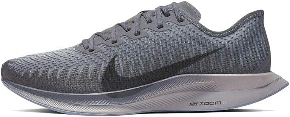 Amazon.com: Nike Zoom Pegasus Turbo 2 Hombres AT2863-003 ...
