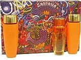 Carlos Santana By Carlos Santana For Women. Set-eau De Parfum Spray 3.4 oz & Body Lotion 6.7 oz & Body Wash 6.7 oz