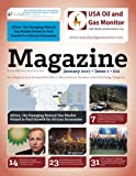 Africa- The Emerging Natural Gas Market Poised to Fuel Growth for African Economies: BP and Kosmo Energy Partnership to Create a New LNG hub in Africa (USA Oil and Gas Monitor) (Volume 1)