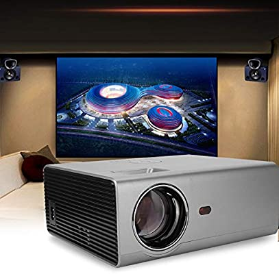 Proyector WiFi, RD-825 Portable 4.3 Pulgadas Bluetooth LED 1080P ...