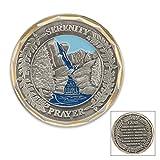 NEW Serenity Prayer Challenge Coin