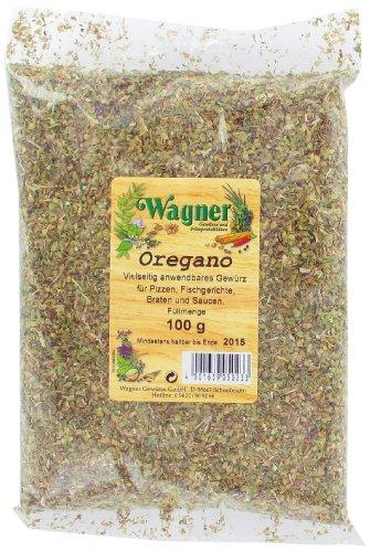 Wagner Gewürze Oregano, 2er Pack (2 x 100 g)