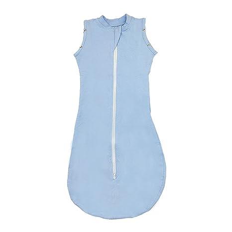 Sacos de Dormir para Bebé, Peso de Verano, Lavable a Máquina, 0.5 Tog