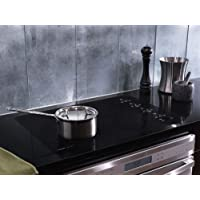Wolf Black 30 Electric Unframed Induction Cooktop - CT30IU