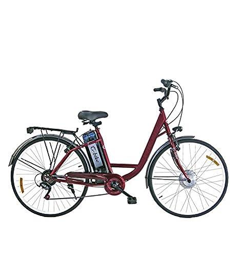 Girardengo Bicicletta Elettrica Masciaghi Pedalata Assistita Linea