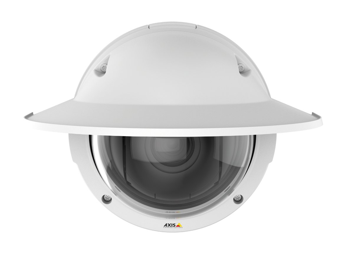 Axis Communications Q3615-VE Outdoor Day & Night HDTV 1080p Network Dome Camera with 4.1-9mm Varifocal Lens, Up to 50/60fps (No WDR), Up to 25/30fps (WDR), H.264, MJPEG, PoE, White by AXIS COMMUNICATION INC (Image #2)
