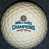 36 3 Dozen (World Series 2016 Chicago Cubs LOGO) Nike Mint Golf Balls