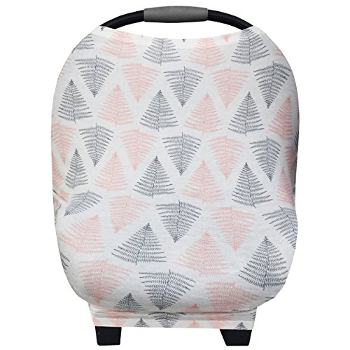 pink camo car seat covers infant - 9