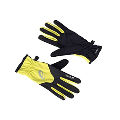 ASICS WINTER Running Gloves - Small  Amazon.co.uk  Clothing d31356195fc4