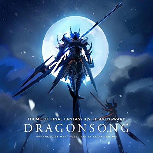 Dragonsong (Main Theme of Final Fantasy XIV: Heavensward) (Piano Cover)