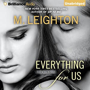 Everything for Us Audiobook