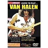 Learn To Play Van Halen