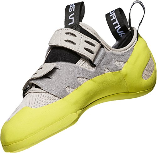 La Sportiva Damen Kletterschuhe GeckoGym grey-apple green