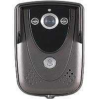HOLDJOY RJ45 And WIFI Button Wifi Video Doorphone with POE Rainproof Wireless WIFI Doorbell With Motion Detection & Unlock Door Support SIM Card