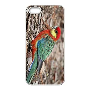 linJUN FENGAutumn forest scenery oil painting Phone Case for HTC One M7