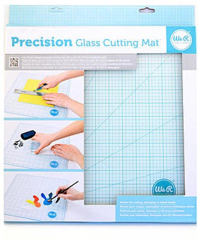 We R Memory Keepers Precision Glass Cutting Mat 1 pcs sku# 1873509MA by We R Memory Keepers