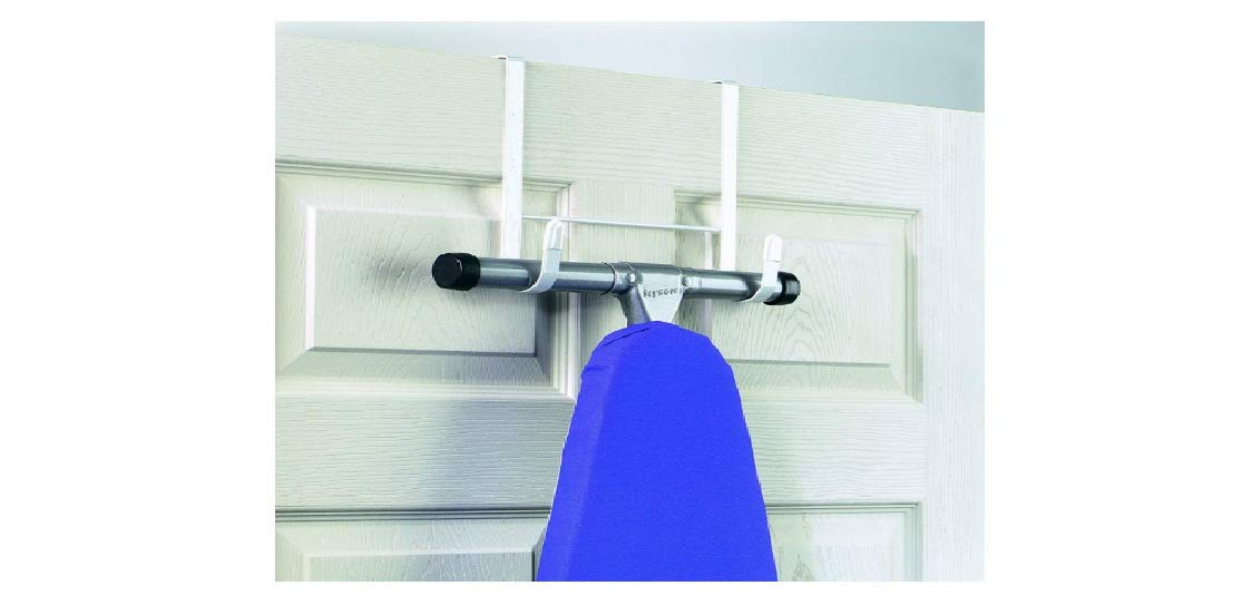 Over the Door Ironing Board Holder Hanger New Ironing Boards KFP674